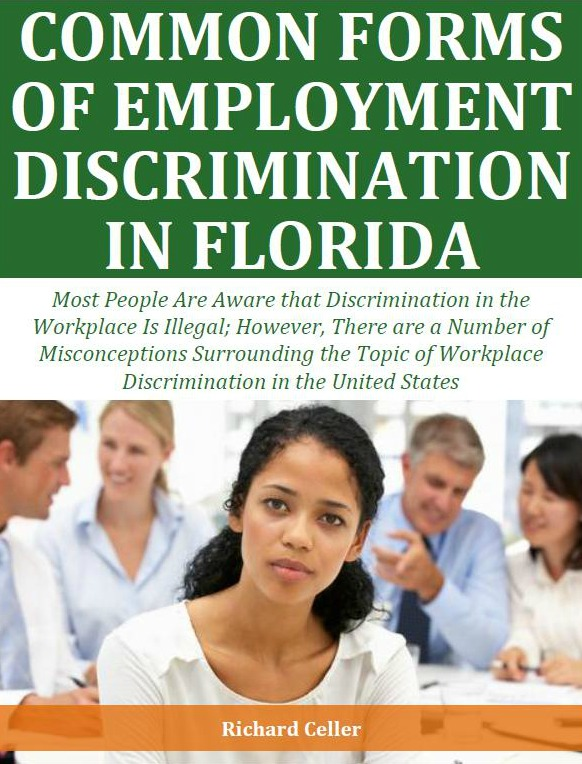 Common Forms of Employment Discrimination in Florida