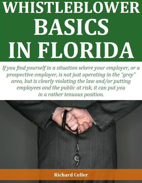 Whistleblower Basics in Florida